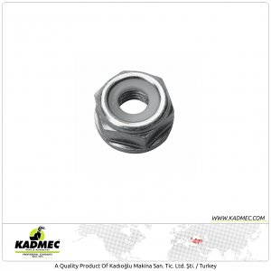Blade Nut (With Gasket)
