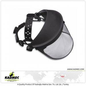 Professional Protection Mask Metal Net Shield