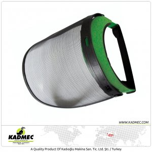 Protection Mask Metal Net Shield