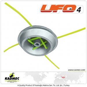UFO JET FIX TRIMMER HEAD 4 LINE (Kawasaki, BG420, Prc.)